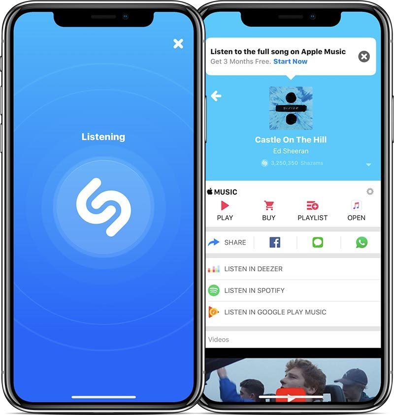 """苹果收购Shazam:""""激动人心的计划""""将到来"""