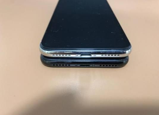山寨iPhone X和真正iPhone X放在一起,你能认出来吗?
