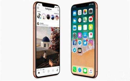 苹果iPhone X+iPhone 8日销量达100万部