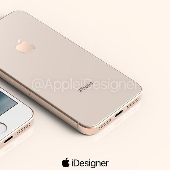 iPhone SE 2就长这样?双面玻璃小巧玲珑