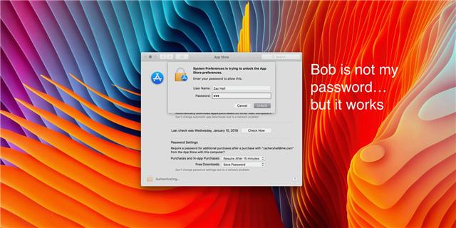 macOS又爆严重漏洞 苹果系统这是怎么了?