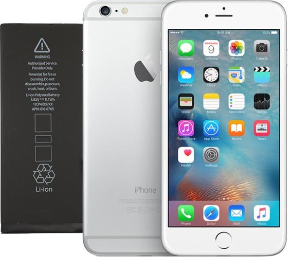 供不应求,苹果iPhone 6 Plus更换官方电池要等到3月底