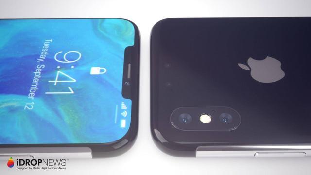 库克终于放大招!2018款iPhone X支持双卡