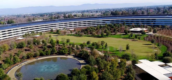 Apple Park已开放5个办公区 还有7个待批准