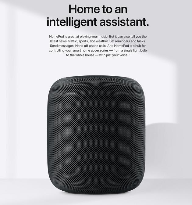 买苹果智能音箱前,你一定要知道的几件事