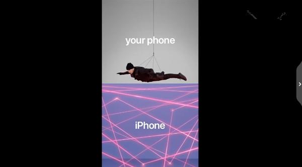 还不买iPhone X?苹果如此调侃Android 安全性差到家