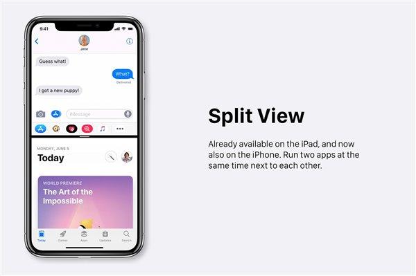 苹果iOS 12概念设计:更干净的界面、Face ID新用法