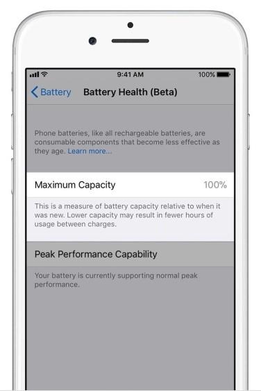 苹果强调iOS 11.3重磅功能:关闭降频有风险
