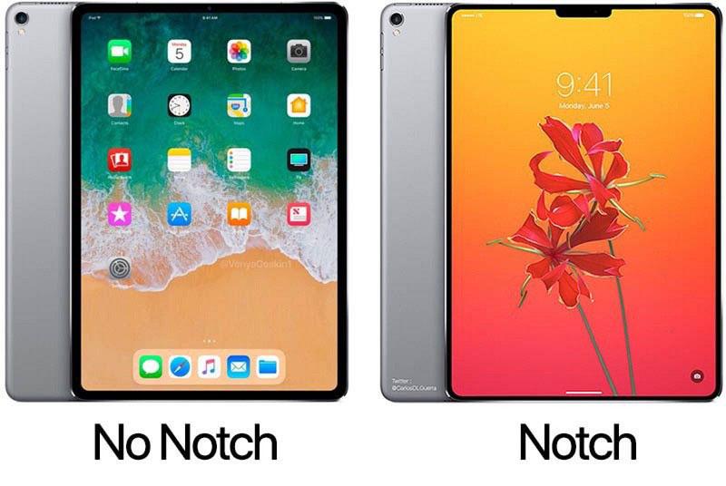 Face ID版iPad Pro将在六月发布 会有刘海吗?