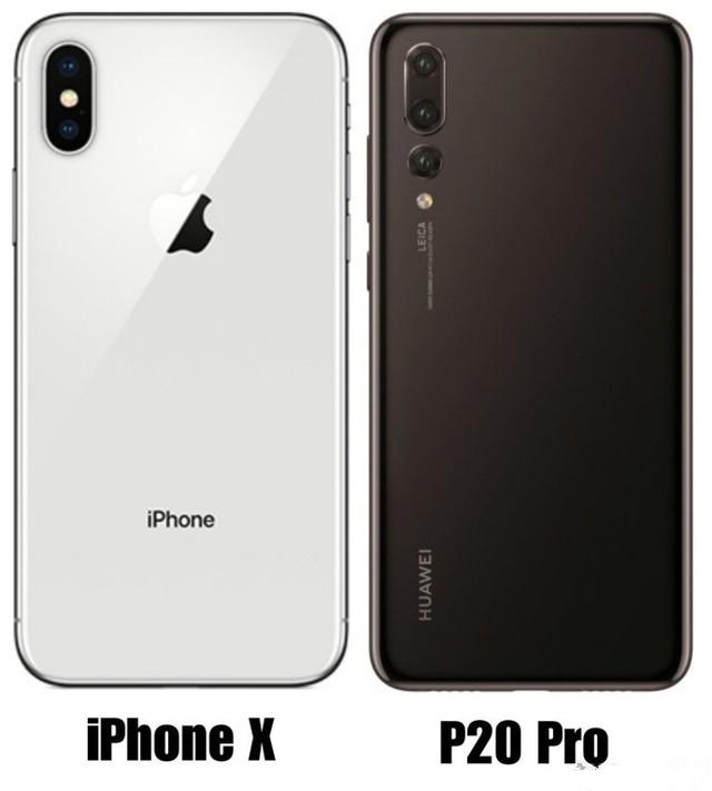 华为P20 Pro对飚苹果X:谁胜谁负?