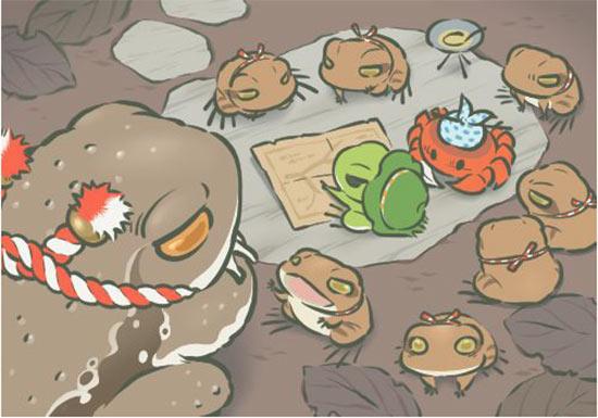 妈砸们还在吗?《旅行青蛙》开发商透露将推出中文版