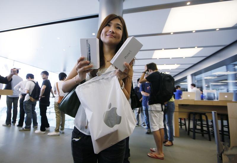 千禧一代最亲密品牌排名:苹果第一