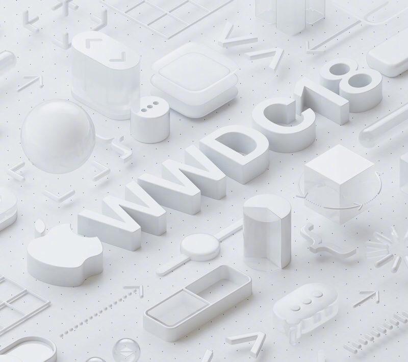 WWDC2018确认,6月4日老地方见