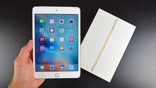 新版iPad跑分公布 单核处理速度比上代高出44%