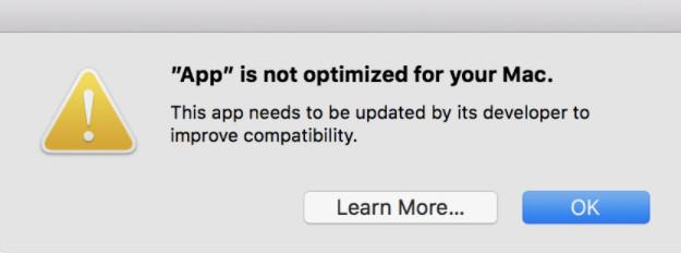 iOS之后,苹果macOS系统开始全面转向64位