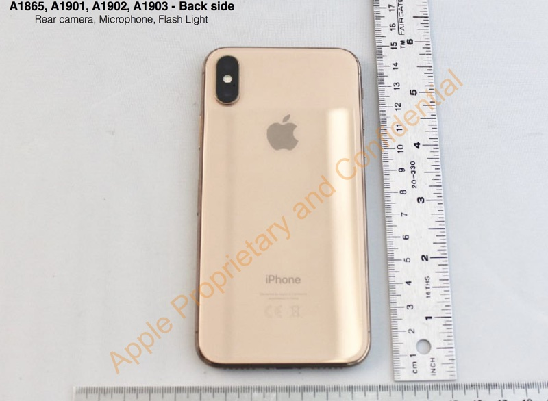 金色版iPhone X真机曝光 还会上市吗?