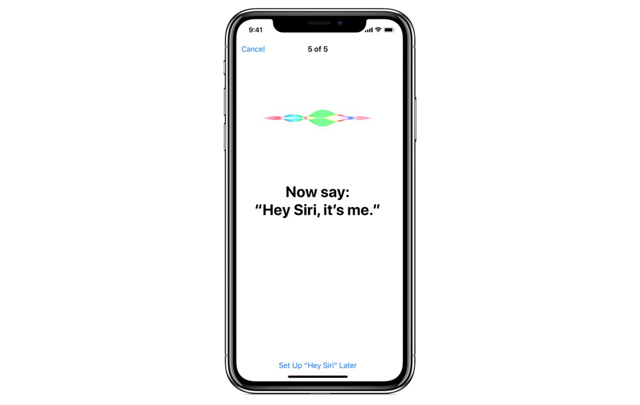 苹果为Siri引入机器学习技术 不再认错主人