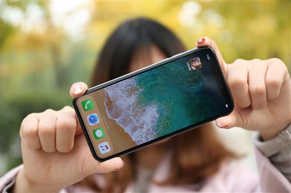 苹果调侃起安卓来也是没谁了:应该换iPhone X