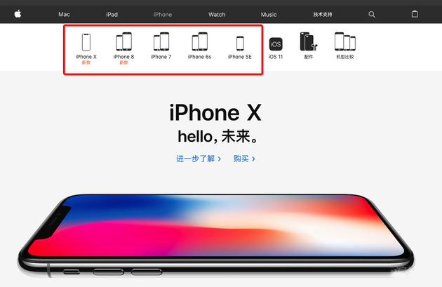 还以为苹果用一款iPhone打天下? 其实早就是组合拳了