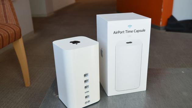五年未更新 苹果宣布AirPort无线路由器正式停产