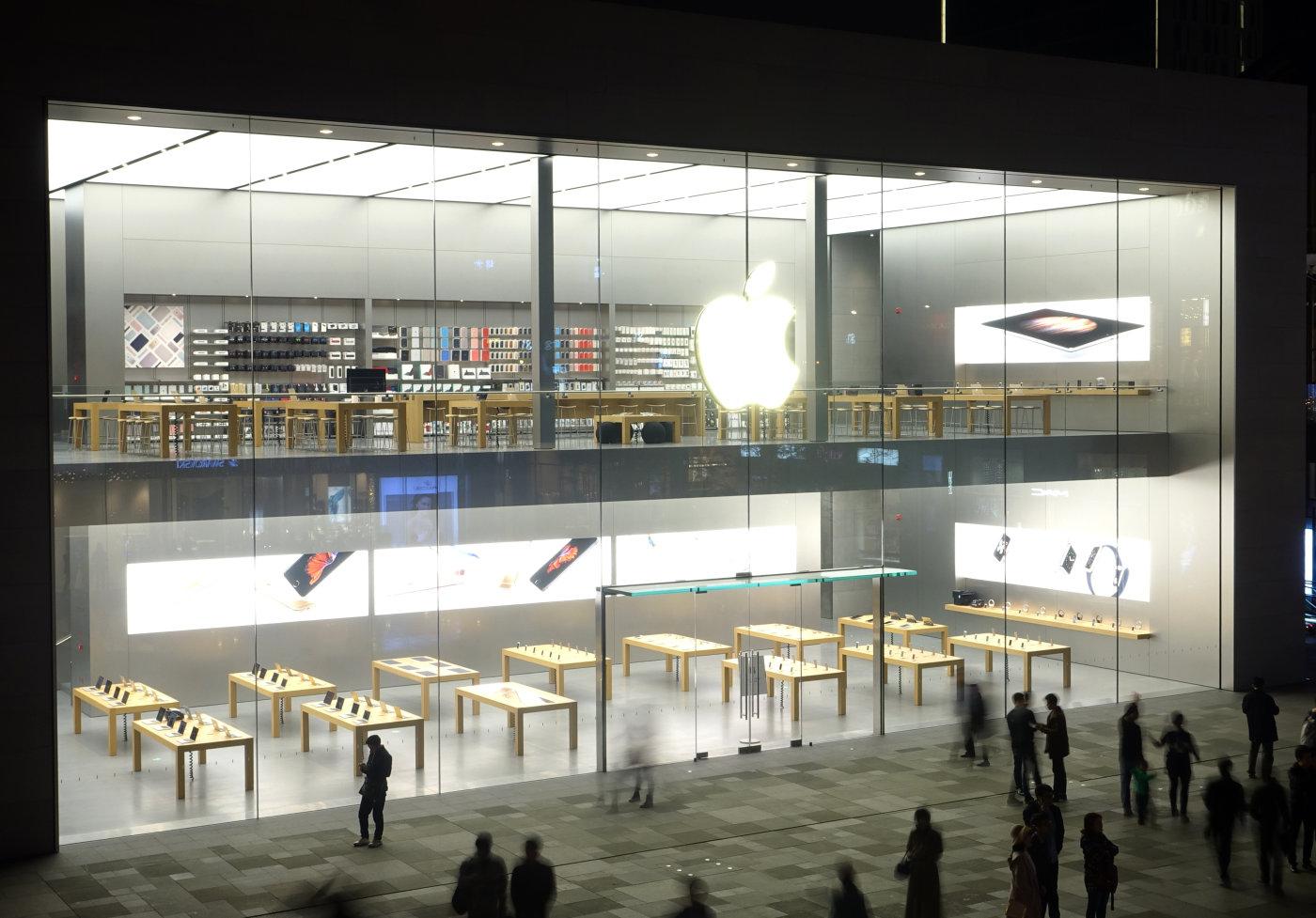 科技公司就是牛,苹果今年研发费用或超100亿美元