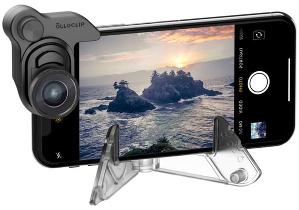 上市半年后,Olloclip终于推出了首款苹果iPhone X镜头套件