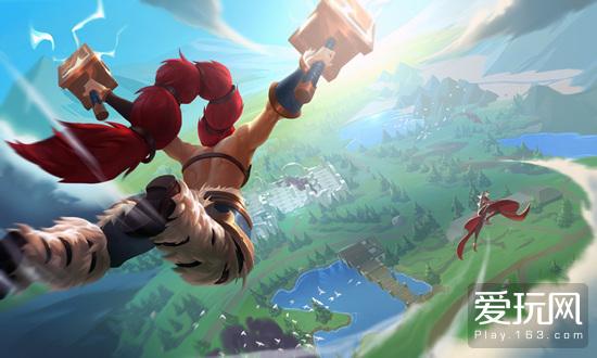 MOBA游戏《战争仪式》将于今年夏季加入吃鸡模式