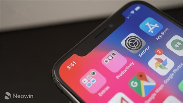 苹果宣布:7月起,iOS App必须适配iPhone X刘海屏
