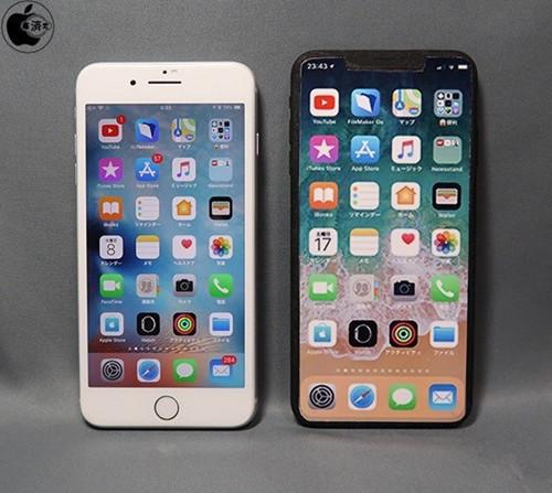 6.5英寸 OLED 材质屏幕的新 iPhone X将升级Face ID