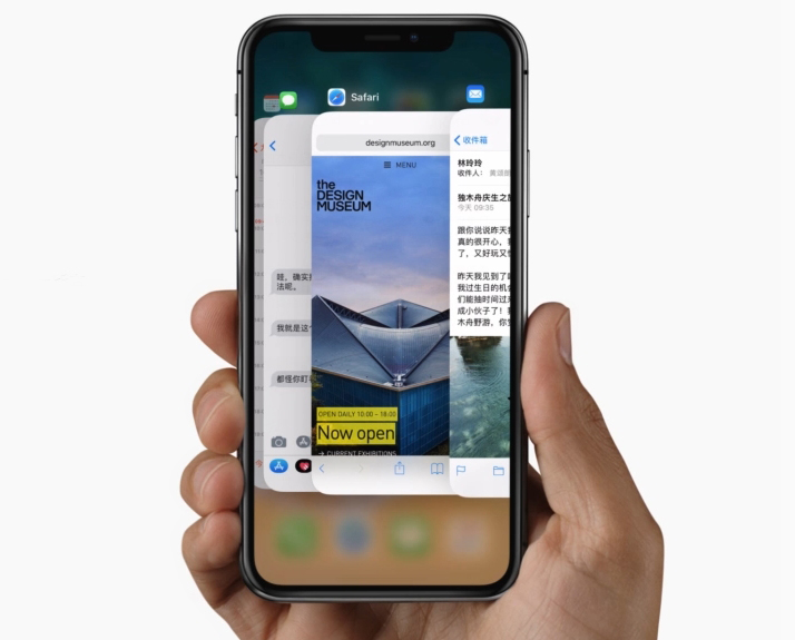 iPhone X手势操作如何?Android P也要加入借鉴了