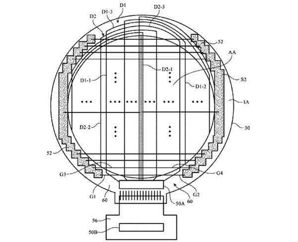 新专利预示:苹果手表打算用圆形表盘