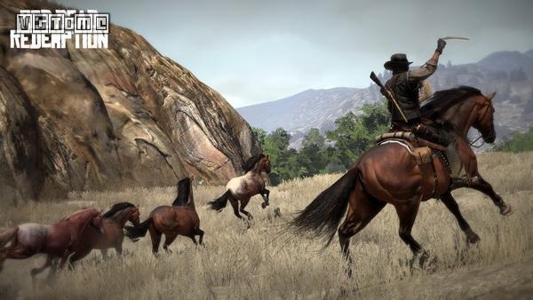最好,也是唯一的西部游戏,只有《荒野大镖客 救赎》