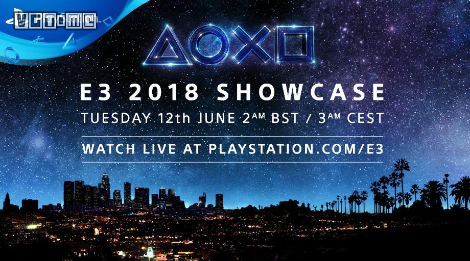 E3  2018所有发布会时间,看这一篇就够了