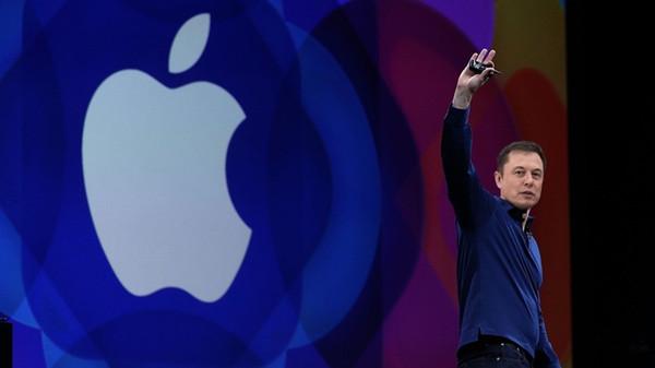 美媒预测苹果将收购特斯拉 已完成两次调查