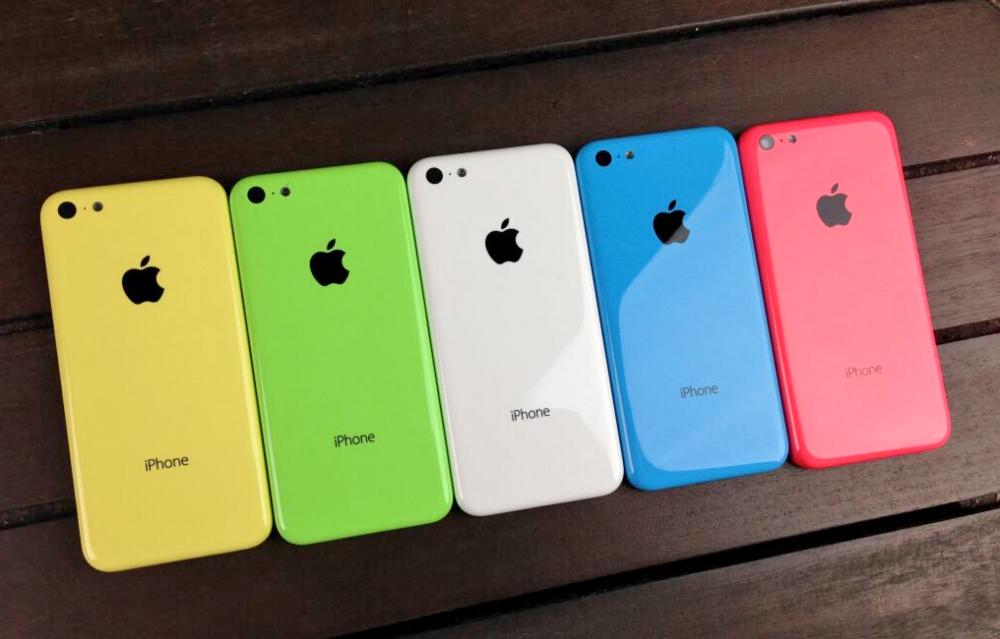 新LCD机型iPhone 8s或效仿5c提供多配色