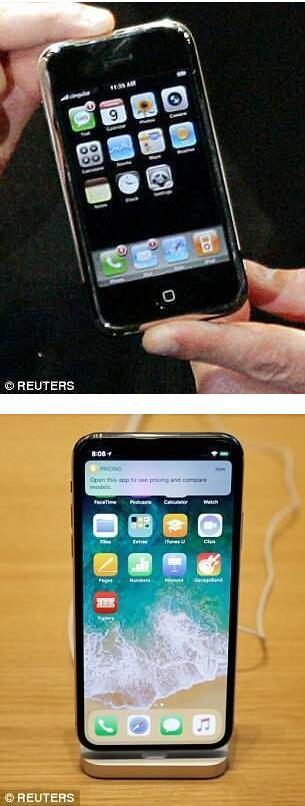 第一款智能手机比苹果iPhone早13年,只卖了3000部