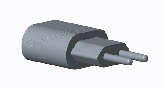 苹果新款充电器外观曝光:搭载USB-C接口