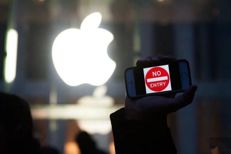 苹果手上有我们的哪些数据?这20张表格告诉你