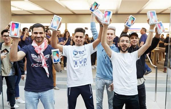Q1美国苹果iPhone销量逆势涨16%,制霸排行榜