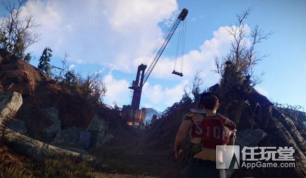 """玩家把生存游戏玩成""""叠叠乐"""",意图建造通天高塔爬上太空"""