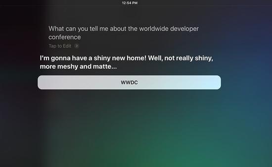 Siri泄密 WWDC苹果将继续推出新HomePod