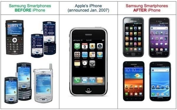 三星因侵犯iPhone专利被判向苹果赔偿5.39亿美元