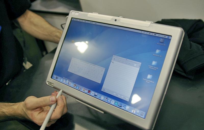 带触摸屏 传苹果正研发ARM Mac或iOS电脑