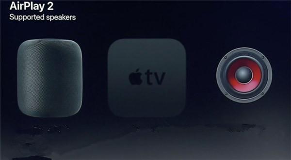 苹果公布支持AirPlay 2的第三方音箱:包含B&O多款产品