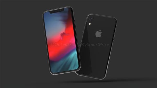 6.1/6.5寸新iPhone齐曝光:采用刘海屏