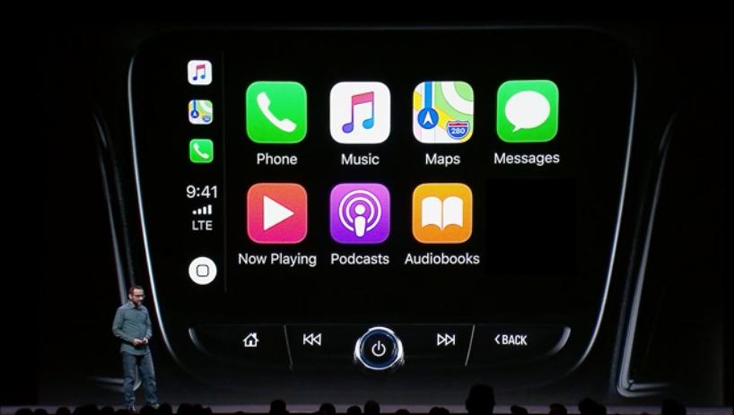 iOS 12的CarPlay:不仅仅多了第三方地图