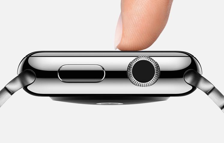 未来Apple Watch将改用固态按键 带触觉反馈