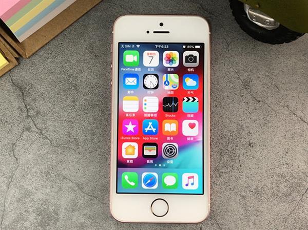 iPhone SE升级iOS 12后:运行速度竟超越iPhone 7