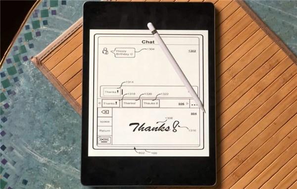 苹果iPhone有望提供实时手写识别技术,支持汉字