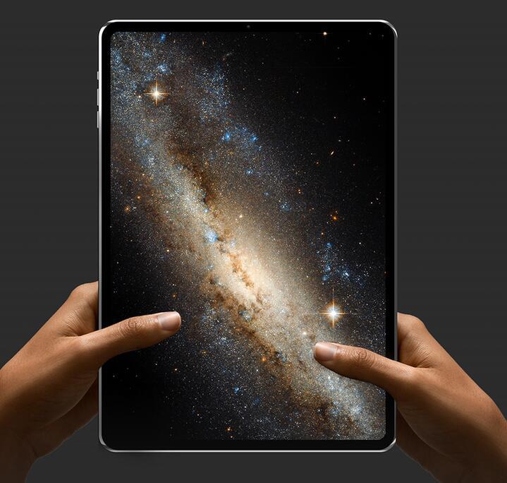 新iPad Pro概念设计图出炉:超窄边框+面容识别
